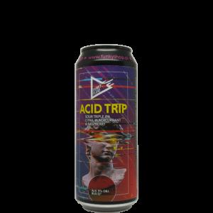 Funky Fluid Acid Trip: Citra, Blackcurrant & Raspberry 0,5L
