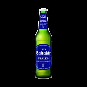 Bakalar Alkoholmentes Hidegkomlózott Cseh Láger 0.5L