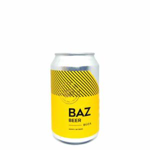 BAZ Beer Búza 0,33L can