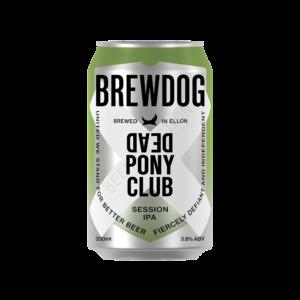 Brewdog Dead Pony Club 0,33L CAN