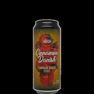 Funky Fluid Nook Cinnamon Danish 0,5L