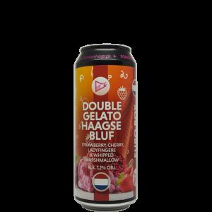 Funky Fluid Double Gelato: Haagse Bluf 0,5L