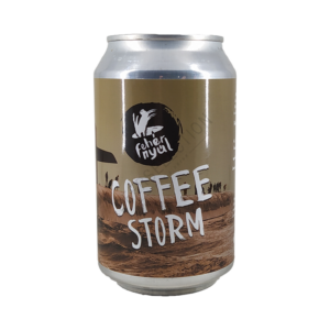 Fehér Nyúl Coffee Storm 0,33L Can