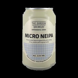 The Garden Brewery Micro NEIPA 0,33L
