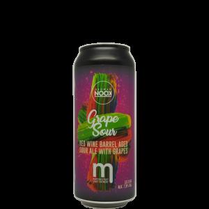 Funky Fluid Maryensztadt/Nook Grape Sour 0,5L