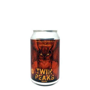 Guilty Pleasure Brewing Twin Peaks 0,33L can