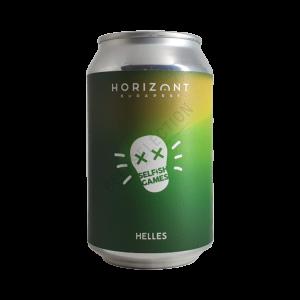 Horizont Selfish Games Helles 0,33L