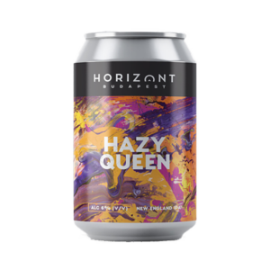 Horizont Hazy Queen 0,33L CAN