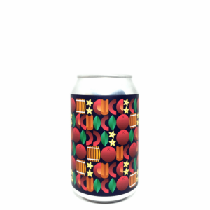 Horizont Blended BA Imperial Pastry Sour Cherry 0,33L can