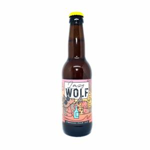 Vaskakas Lazy Wolf 0,33L