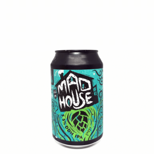 Mad Scientist Madhouse 0,33L can
