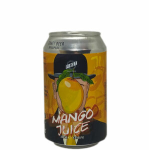 First Mango Juice 0,33L can