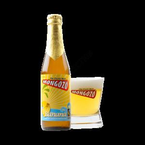 Mongozo - Banana 0,33L