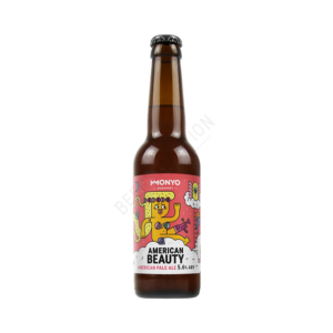 Monyo American Beauty 0,33L