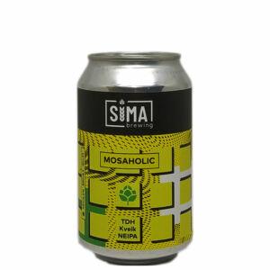 SIMA Brewing Mosaholic 0,33L