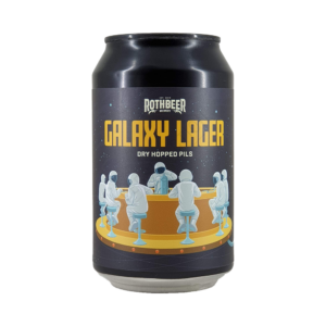 Rothbeer Galaxy Lager 0,33L