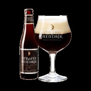 Straffe Hendrik Quadrupel 0,33L
