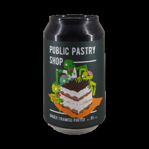 Reketye Public Pastry Shop 0,33L