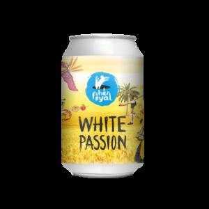 Fehér Nyúl White Passion 0,33L CAN