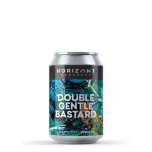 Horizont Double Gentle Bastard 0,33L CAN