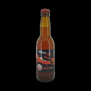 Krois Brewery Unbelievable Amber Ale 0,33L