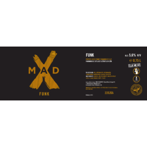 MadX Funk 0,75L
