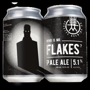 Reketye Mr, Flakes 0,33L