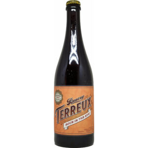 The Bruery Sour in the Rye 2016 0,75L