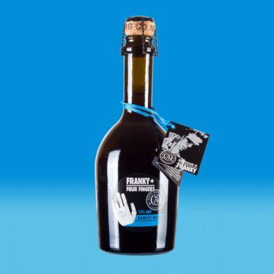 Monyo - Franky Four Fingers 2017 Barley Wine 0,375L