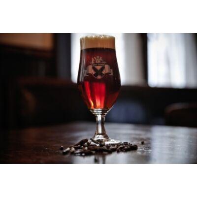 Szent András sörfőzde pohár 0,3l