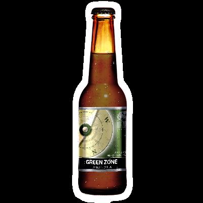 Hoptop Green Zone 0,33L