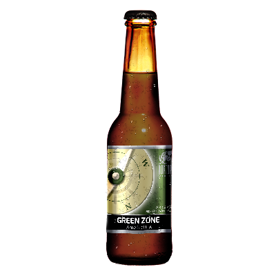 Hoptop Green Zone 0,33L