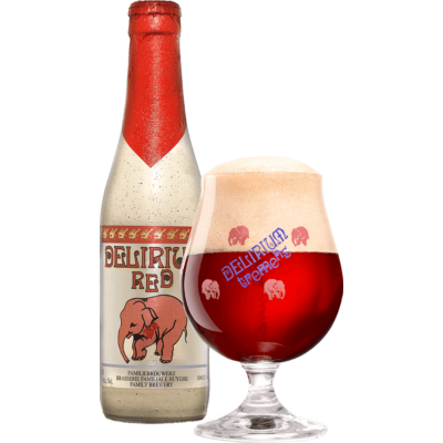 Delirium Red 0,33L