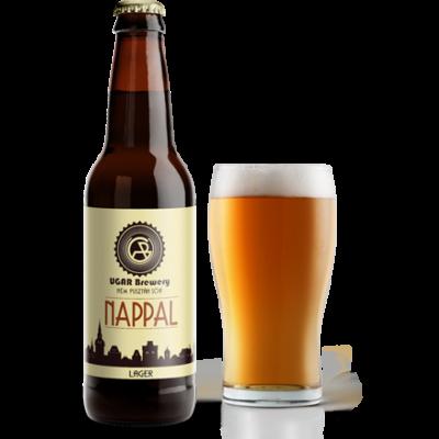UGAR Brewery Nappal 0,33L