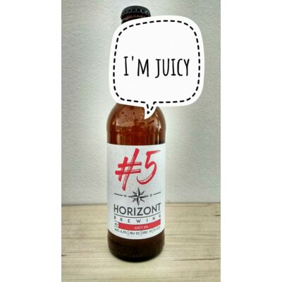 Horizont - Pilot Series #5 - Juicy IPA 0.33l