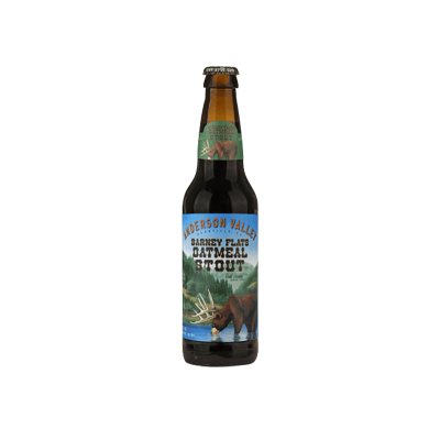 Anderson Valley - Barney Flats Oatmeal Stout 0.355l