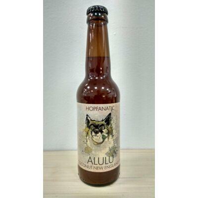 Hopfanatic Alulu 0,33L