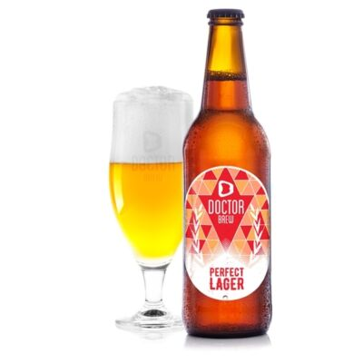 Doctor Brew Perfect Lager 0,5L