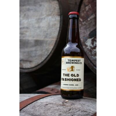 Tempest - The Old Fashioned Bourbon Barrel Aged Marmalade 0.33l