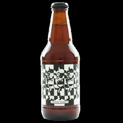 Prairie Artisan Ales - Prison Rodeo Hoppy Cafee ALE 0.355L can