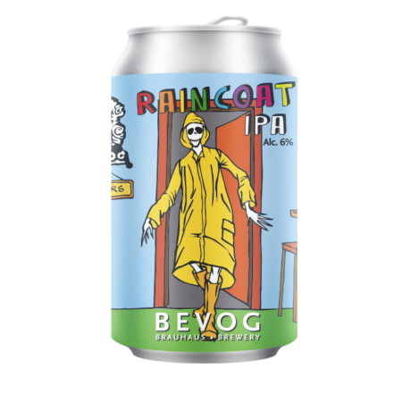 Bevog WHO CARES Raincoat 0,33L