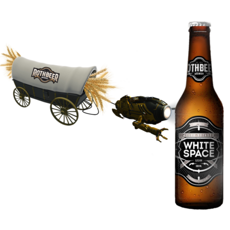 Rothbeer White Space 0,33 l