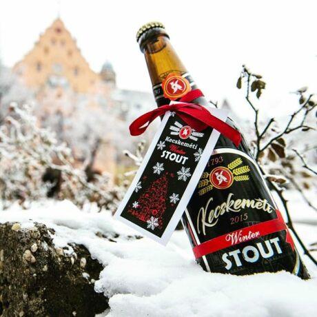 Kecskeméti Winter Stout 0.5L