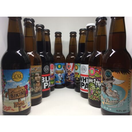 MONYO Sörfőzde csomag (6 db sör)
