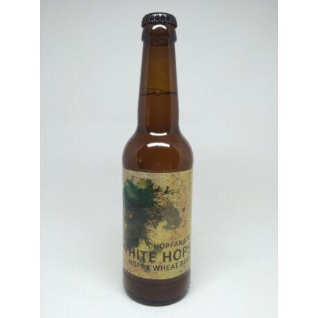 Hopfanatic White Hops 0,33L