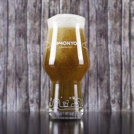 Monyo - ÚJ Logózott Craft Master One pohár