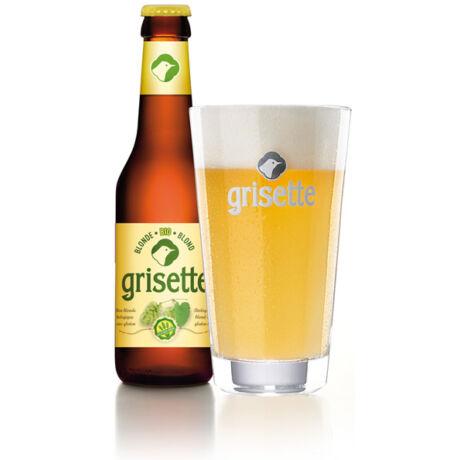 Saint-Feuillien Grisette Blond Bio Gluten Free 0,25L