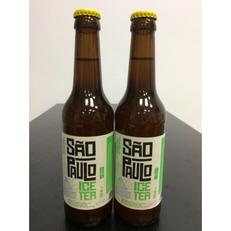 Mad Scientist Sao Paulo Ice Tea 0,33L