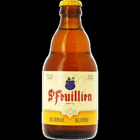Saint-Feuillien Blonde 0,33L