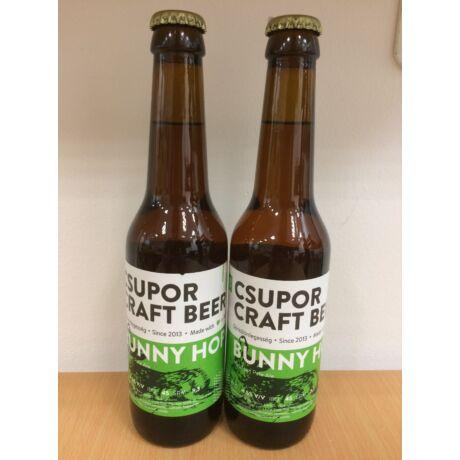 Csupor Bunny Hop 0,33L